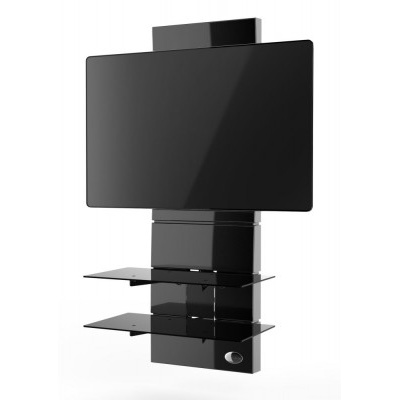 Panel pod telewizor Meliconi Ghost Design 3000 czarny
