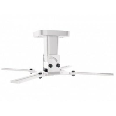 Uchwyt do projektora Meliconi Slimstyle PRO100 rotacja 360° biały