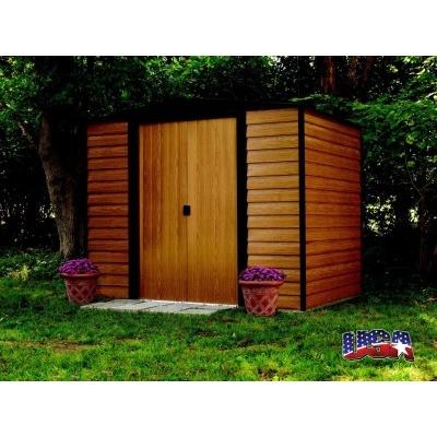 Domek ogrodowy ARROW WOODRIDGE 86
