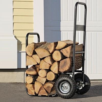 Wózek na drewno SHELTERLOGIC