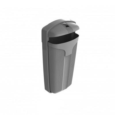 Kosz zewnętrzny na odpady CIBELES 50 l