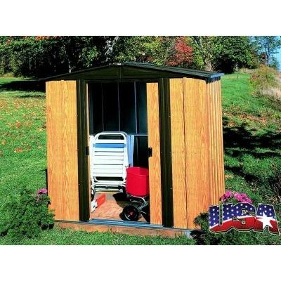 Domek ogrodowy ARROW WOODLAKE 65