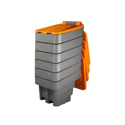 Pojemnik na piasek i sól ARROW 200-400 l