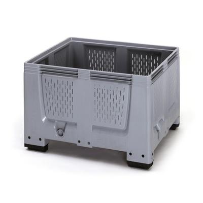 Box paletowy 1200x1000x790 perforowany (BBO 1210)