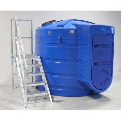 Dwupłaszczowy zbiornik na ciecze i chemikalia CDC 7000