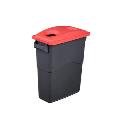 Kosz na segregowane odpady ECOSORT 60-85 l