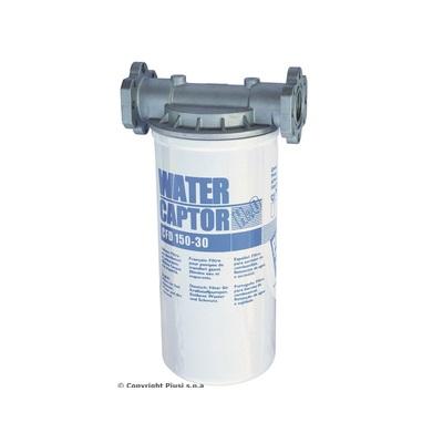 Głowica filtra do oleju napędowego WATER CAPTOR 70-100-150 l/min