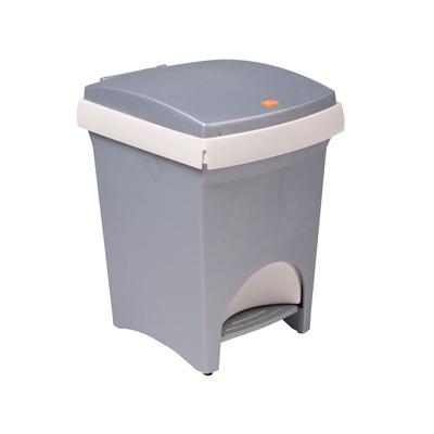Kosz na śmieci z pedałem NICE 6-18 l