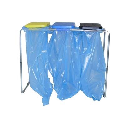 Stojak na worki na śmieci 70l - 120 l - rurkowy