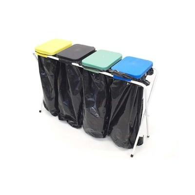 Stojak na worki na śmieci 70 l  - składany