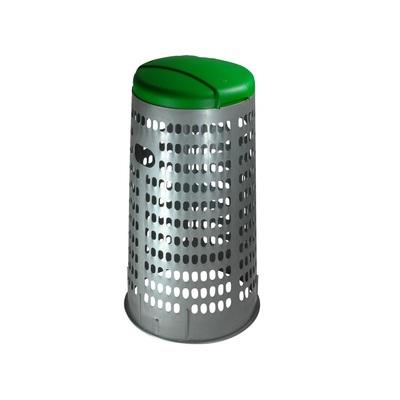 Stojak na worki na odpady  ECO TRESPOLO 110 l