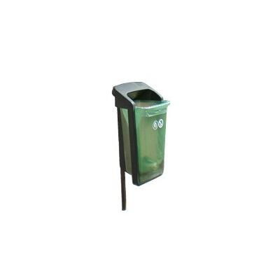 Kosz na śmieci  Elegant 50 l przejrzysty